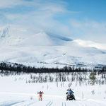 Petter Eliassen einsam an der Spitze