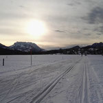 Nachmittagstour auf der Sonnenloipe - Reit im Winkl