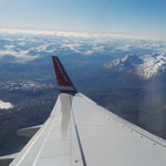 Heimflug von Bardufoss