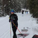 Skitest Toblach - Cortina