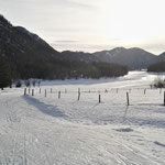 Drei Seen Gebiet - Ruhpolding