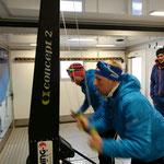 Skierg Wettbewerb