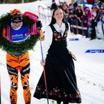 Überlegener Sieg für Petter Eliassen