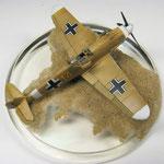 Der Stern von Afrika Bf 109 F4 Mennigke