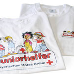 B&C Collection - Kurzarm T-Shirts - Textildruck - BRK Jugendrotkreuz