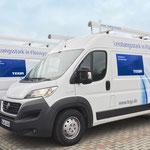 Nutzfahrzeugbeklebung Firmenfahrzeuge Handwerker Beschriftung Digitaldruck, Autobeschriftung