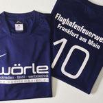 Fußball-Trikotbeschriftung - Nike - Beflockung