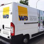 Fahrzeugbeklebung, Fahrzeugbeschriftung, Folienbeklebung, Folienbeschriftung, Fiat Ducato Nutzfahrzeuge, Autobeschriftung