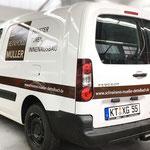 Beschriftung Beklebung Handwerkerfahrzeug Digitaldruck Plotfolie Nutzfahrzeuge, Autobeschriftung