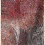 Gesteinsmehle auf Papier, 2013
