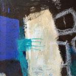 relationships III - Acryl Mischtechnik auf Papier 40 x 30 cm, 2015