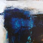 inside - Acryl Mischtechnik auf Malpappe 50 x 40 cm, 2015
