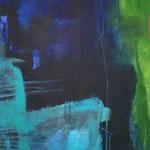relationships I - Acryl Mischtechnik auf Leinwand 80 x 100 cm, 2015