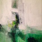 Spring - Acryl Mischtechnik 56 x 71 cm, 2014