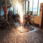 STEELRAIN ORF/Satel TV Dreharbeiten für die Reihe Aufgetischt