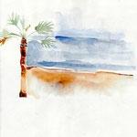 Marbella - Strand April 13