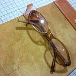 グラスロール(オイルプルアップ)お千代保稲荷手作り革工房Waioli1304-2