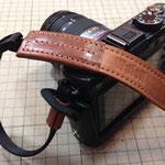 カメラストラップ手作り革工房Waioli1405-2