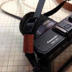 カメラストラップ手作り革工房Waioli1405-3