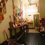 「Japan Vintage Ukulele Collection展 2015」 12/4~6 at 荻窪教会通り65chabu 1F