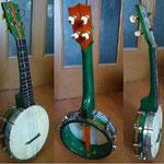 Banjo Ukulele Toukaido Line Color