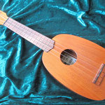 Koni Koni Pineapple Ukulele Big Boss By ESP