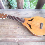 "Ukulele Ukiyo Vita Uke Soprano""Roy Smeck"" Made in USA"
