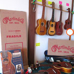 「Japan Vintage Ukulele Collection展 2015」 12/4~6 at 荻窪教会通り65chabu