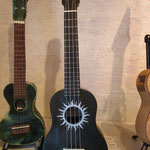"""wavers ukulele """"Luceシリーズ""""渡辺崇"""
