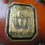 ALOHA Cocolele PACIFIC  MUSICAL INSTRUMENTS WORKS