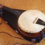 Lilan BU-1 Banjo Ukulele  http://meikyogakki.ocnk.net/