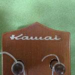 KAWAI No.100 ウクレレ カワイ楽器