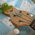 ひなちゃん http://www.ukulele.ne.jp/sagano/
