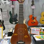 乙女ウクレレ Kon Shinano 楽器フェア2014