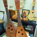 Northern ukuleles  http://www.mituba-kk.com/