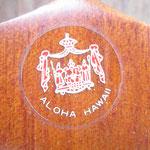 ALOHA HAWAII(Aloha Royal 東京弦楽器製作所?)