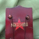 NAKASHIMA B2 ウクレレ 中島楽器