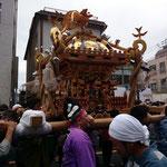 二之宮神輿