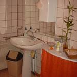 Dusche-WC/douche-WC/ restroom