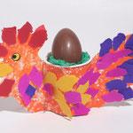 La poule-panier