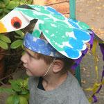 Oiseau casquette