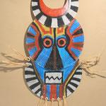 Un masque ethno