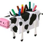 La vache à crayons (cahier Soleil Nathan)