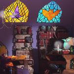 L'école des sorciers ( poster pour Toboggan)