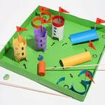 Golf miniature pour éditions Cobra