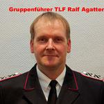 Gruppenführer Ralf Agatter