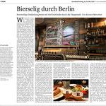 virtuelles Biertasting und live Bierverkostung - Biersommelier Karsten Morschett als Gastautor im nd