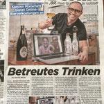 virtuelles Biertasting und Bierseminare - live und digital - biersommelier.berlin - Biersommelier Karsten Morschett - B.Z.