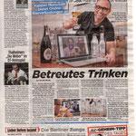 virtuelles Biertasting und live Bierverkostung - biersommelier.berlin - Biersommelier Karsten Morschett - B.Z.