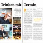 """Biersommelier.Berlin in der Sonderbeilage """"GEZAPFT"""" von """"TRINKtime"""" - Karsten Morschett - virtuelle Bierverkostung"""